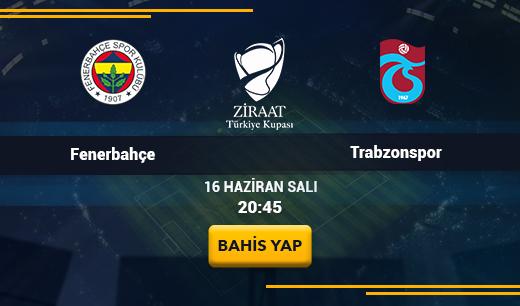 FenerbahçevsTrabzonspor - Canlı Maç İzle