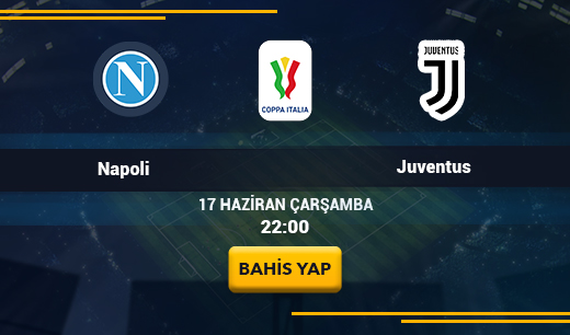 Napoli vs Juventus - Canlı Maç İzle