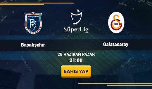Medipol Başakşehir vs Galatasaray - Canlı Maç İzle