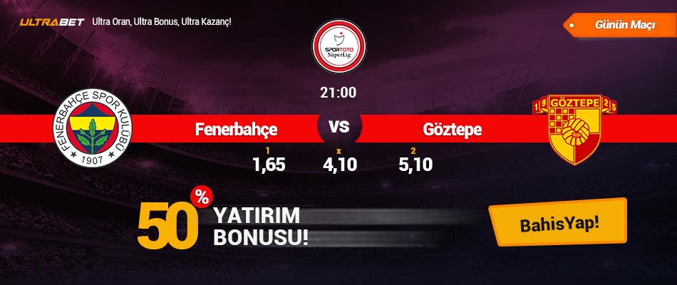 Fenerbahçe vs Göztepe - Canlı Maç İzle