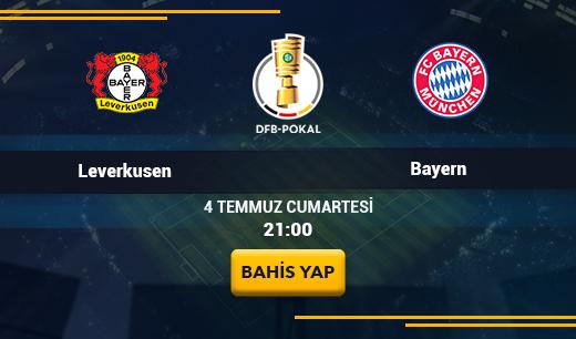 LeverkusenvsBayern  - Canlı Maç İzle