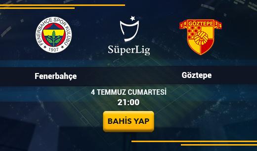 FenerbahçevsGöztepe  - Canlı Maç İzle