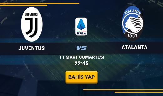 Juventus vs Atalanta - Canlı Maç İzle