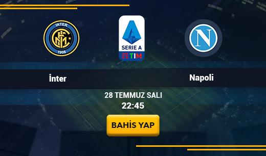 İnter-Napoli Canlı Maç İzle